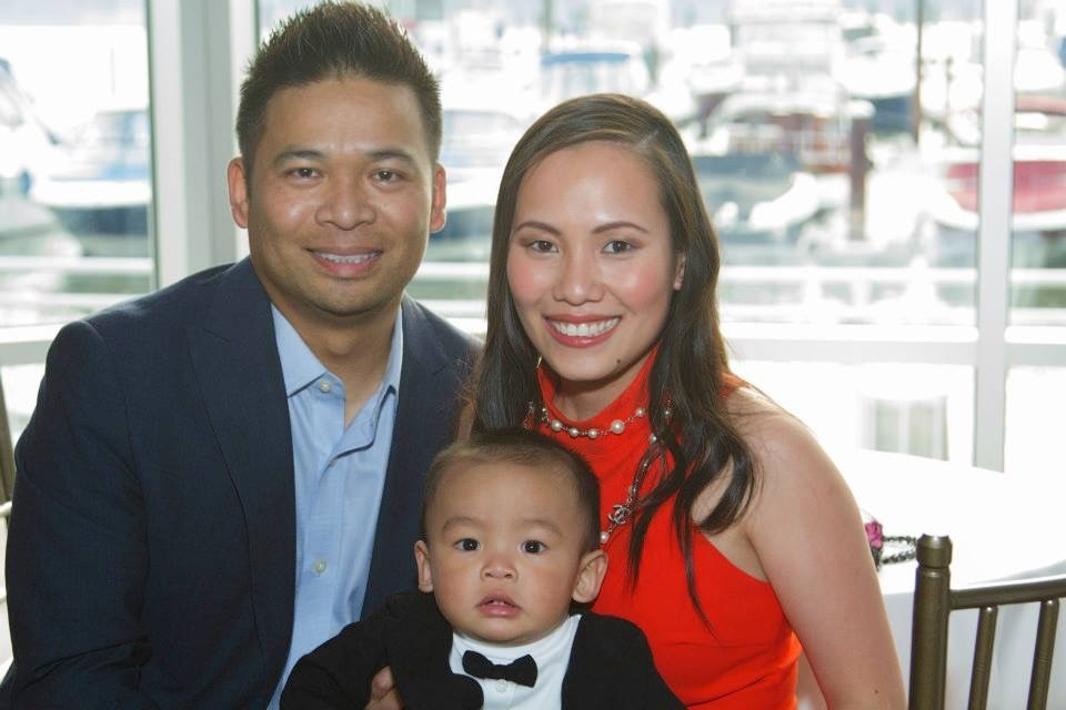 Jake and Janice Doan - Happy Family