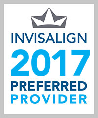 Invisalign® 2017 Preferred Provider image